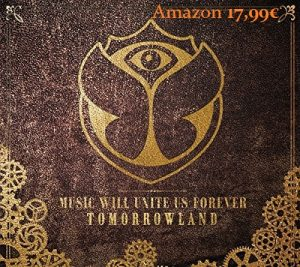 Tomorrowland CD 2014