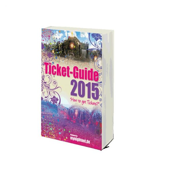 Tomorrowland Ticket Guide 2015 - How to get tickets?