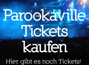 Parookaville Tickets kaufen